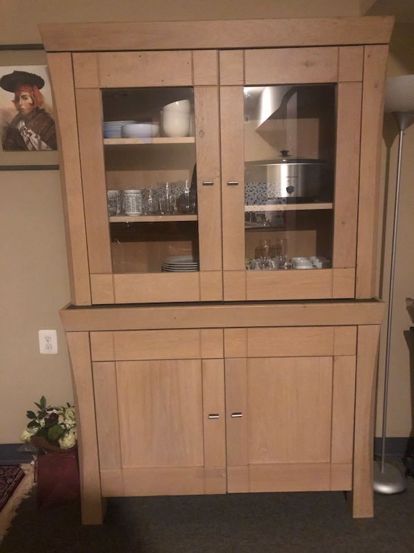 Cabinet Set, Glass, Display