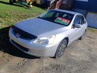 2004 Honda Accord 3.0 EX w/Leather Halifax