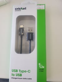 Replacement USB C- Cable
