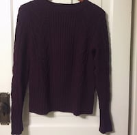 Cable Knit sweater  Dayton, 45420