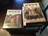 MASH complete dvd set includes final farewell episode. SPRINGFIELD
