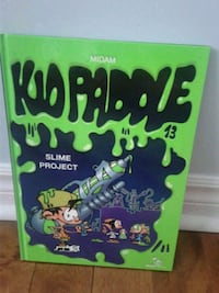 Kid paddle/comic book/Brand new Montréal, H9H 2Y8