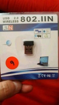 Usb wireless adaptor