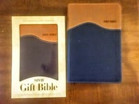 NIV Bible - gold rims Hagerstown, 21742