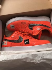 air. force 1. just do it size 10 Detroit, 48221