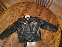 Kids Harley pleather jacket sz.7 Omaha, 68137