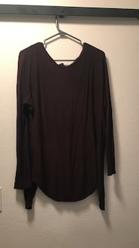 Size small Wilfred backless top Vancouver, V6J 1J1