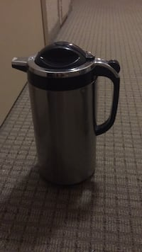 Black and gray coffee maker Burnaby, V5E 3G8