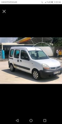 2004 Renault Kangoo AUTHENTIQUE 1.5 DCI