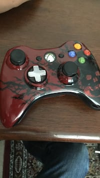 Gears of war 3 XBOX369 controller Vancouver, V5L