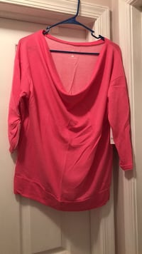 NEW. SIZE: LARGE. PINK TOP Winchester, 22602