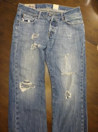 Abercrombie and Fitch mens jeans 32/30 Liverpool