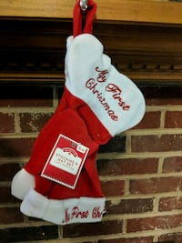 Baby 1st Christmas stockings Cary, 27518