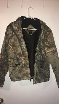 brown realtree camouflage jacket Springfield, 22150