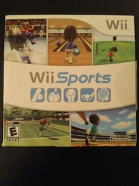 Wii Sports for Nintendo Wii  Vaughan, L4L