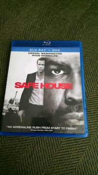 Safehouse Bluray & DVD & Digital Download ! Powder Springs