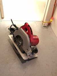 Milwaukee 7 1/4 circular saw Richmond Hill, L4C 1V4