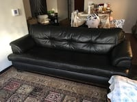 Ashley couch and love seat (leather) Arlington, 22209
