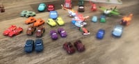 """Two sets of """"Cars"""" movie pieces amazing deal metal cars not plastic Lynnfield, 01940"""