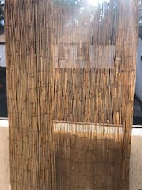 Brand new 30 ft bamboo fencing never used Los Angeles, 91367