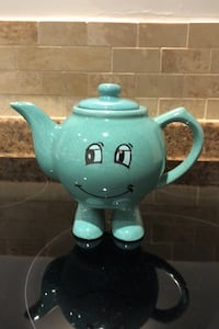 Quirky Teapot Decoration
