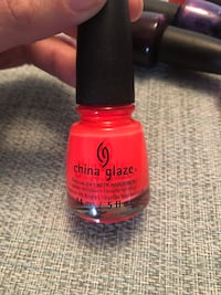 Bundle of 3 China Glaze Nail Polish Alexandria, 22314