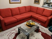 Sectional sofa bed (queen size bed) Mississauga, L5A