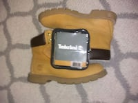 pair of brown Timberland work boots Altamonte Springs, 32714