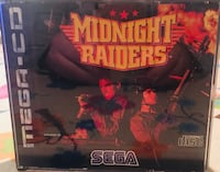 Midnight Riders Sega Mega Cd 6110 km