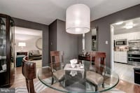 GLASS TOP DINING ROOM TABLE  Cheverly, 21076