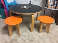 Great Educational and Dining table and Chairs Set for Toddlers Edgewood, 21040