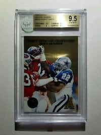 1995 Zenith Second Season 20 Emmitt Smith(BGS 9.5) Woodmore, 20721