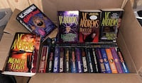V.C Andrews Book Collection  Edmonton, T5Y 1R4