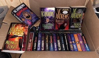 V.C Andrews Book Collection