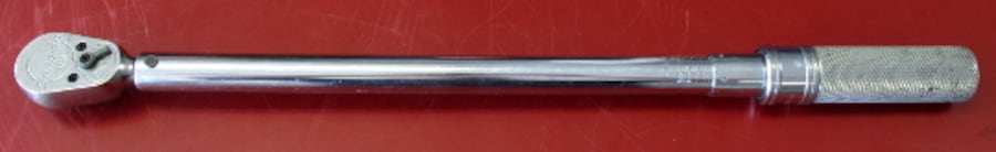 Snap-On QC3R250 Torque Wrench