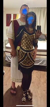 Couples Halloween Costumes - Antony and Cleopatra Ottawa, K1V