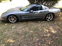 2004 Chevrolet Corvette District Heights