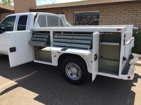 Used 2010 Ford F250 Extended Cab 6 Pass Seating For Sale In Phoenix Letgo