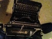 Underwood typewriter 1931 Ladysmith