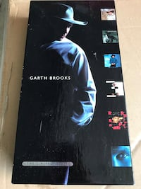 Garth Brooks Complete Limited Series 6 disk set