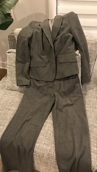 Gray and black suit jacket and pants MEXX size 38 Carignan, J3L