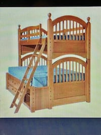 QUALITY Bunkbed. Twin over full. Passages by Legacy Seymour, 06483