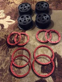 1/5 scale RC rims and beadlocks Frederick, 21702