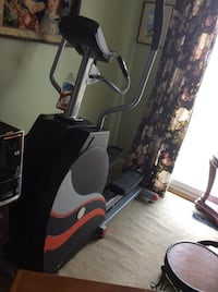 Ironman Elliptical - time to get in sh!