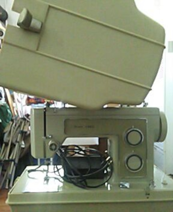 Used Sears Kenmore 40 Sewing Machine For Sale In Fillmore Letgo Enchanting Sears Kenmore Sewing Machine 5186