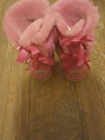 xmas special uggs pink for women size 8