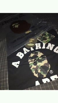 Bape t-shirt Richmond