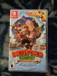Nintendo Switch Donkey Kong Country Tropical Freeze Westminster, 80030