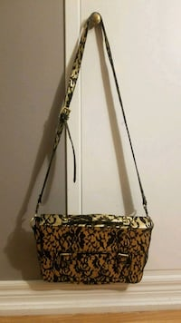 Black and Gold messenger bag Brampton, L7A 2L5