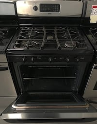 15% off stainless steel gas stove+ free delivery  Reisterstown, 21136